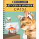 Sticker by Number - Cats! (Brain Games)