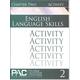 English I: Language Skills Chapter 2 Activities