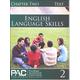 English I: Language Skills Chapter 2 Text