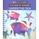Sticker by Number - Under the Sea (Brain Games) 156 pages