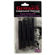 Compressed Charcoal Sticks (4 Assorted Sizes)