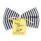 Baby Paper - Black/White Stripe