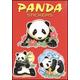 Panda Small Format Stickers