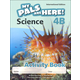 My Pals Are Here! Science International Edition Activity Book 4B