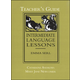 Intermediate Language Lessons Teachers Guide