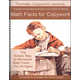 Copywork Math Facts