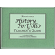 Renaissance History Portfolio Teacher's Guide