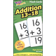 Addition Flash Cards (Facts 13-18)