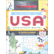 Across the USA Activity Book