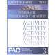 Integrated Physics and Chemistry Chapter 3 Activities