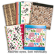 Creation Series Five Section Notebook (Assorted Design)