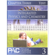 Integrated Physics and Chemistry Chapter 3 Text