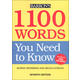 1100 Words You Need to Know Seventh Edition