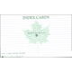 White Ruled Index Cards 5