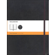 Classic Black Softcover X-Large Notebook - Ruled