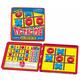 Magnetic Tic-Tac-Toe Game Tin
