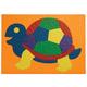 Turtle Crepe Rubber Puzzle (18 Pieces)