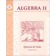 Algebra II Quizzes & Tests