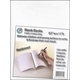 Blank Book (White, Hardcover) 8.5