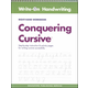 Conquering Cursive Right-Hand Workbook