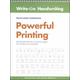 Powerful Printing Right-Hand Workbook