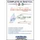 Complete-A-Sketch 1-2-3 on CD