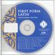 First Form Latin Ecclesiastical Pronunciation CD 2nd ed.