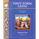 First Form Latin Student Text