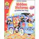 Hidden Pictures - Super Deluxe Workbook