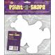 Teddy Bears Paint-a-Shape 3-Pack
