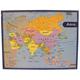 Asia Map Chart