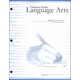 Character Quality Language Arts Level A (Blue Series)