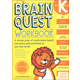 Brain Quest Workbook Kindergarten