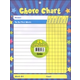 Basic Chore Chart Pad of 25 sheets with Stickers