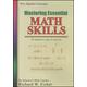 Mastering Essential Math Skills Pre-Algebra Concepts DVD