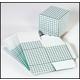 Set of 16 thousands cubes (flat) die-cut