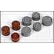 Set of US coins (plastic)
