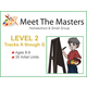 Meet the Masters @ Home A-G Bundle Ages 8-9