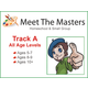 Meet the Masters @ Home Track A Bundle