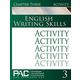 English III: Writing Skills Chapter 3 Activities