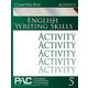English III: Writing Skills Chapter 5 Activities
