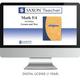 Saxon Math Homeschool Teacher Digital License 1 Year Digital Level 5/4 3rd Edition