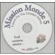 Mission Monde 5 CD
