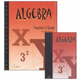 Ask Dr. Callahan Algebra DVD Set w/ Printed Teacher Guide, Tests, Syllabus