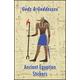 Gods & Goddesses Ancient Egyptian Sticker Book