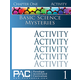 Basic Science Mysteries, Chapter 1, Activities