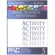Basic Science Mysteries, Chapter 5, Activities