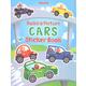 Build a Picture CARS Sticker Book