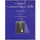Creative Communication Skills - Score Key