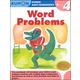Word Problems Workbook - Grade 4
